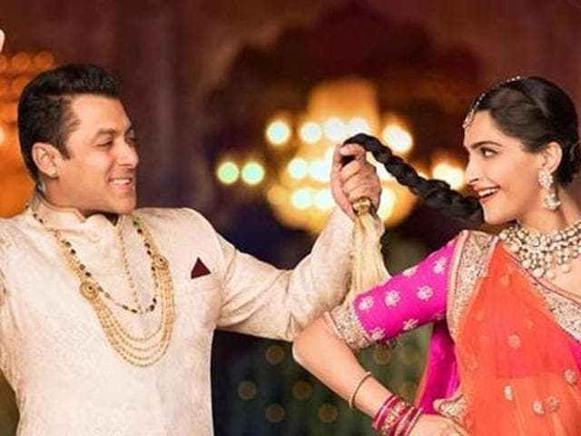 Salman Khan-starrer Prem Ratan Dhan Payo is demolishing records at the box office, having already earned Rs 71 crore in two days. The film is likely to enter Rs 100-crore club on Saturday.