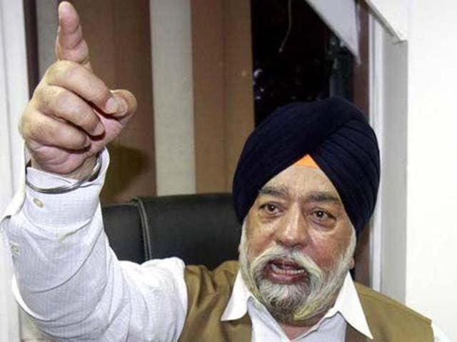 Issuing a statement, Sarna said the Badal government's action was a direct interference in the religious affairs of Sikhs and had shown that Sikhs had no right to organise a religious congregation.