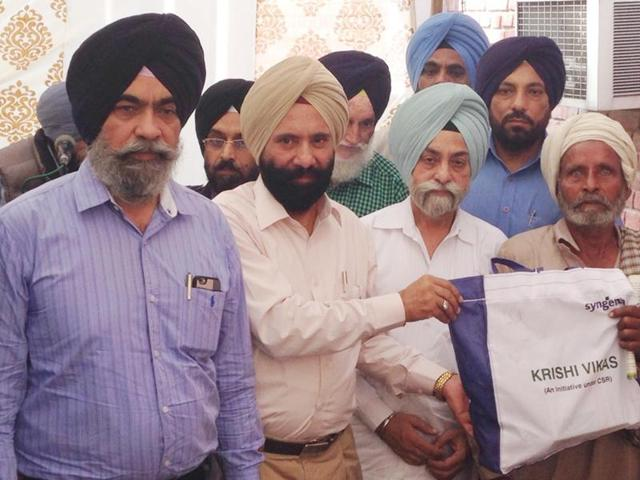A total of 32,000 quintals of wheat seed is to be sold at subsidised rates to farmers in Amritsar district.