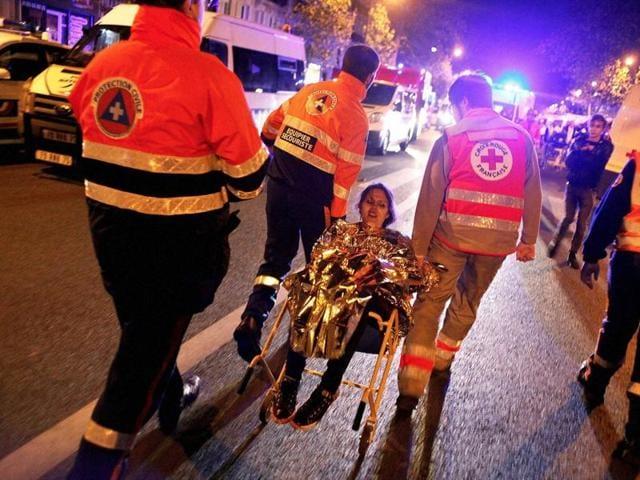 Paris attacks,Paris,France
