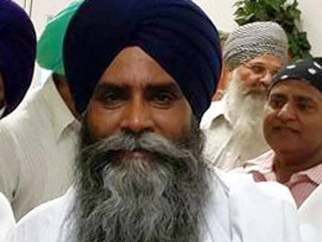 Giani Pinderpal Singh.