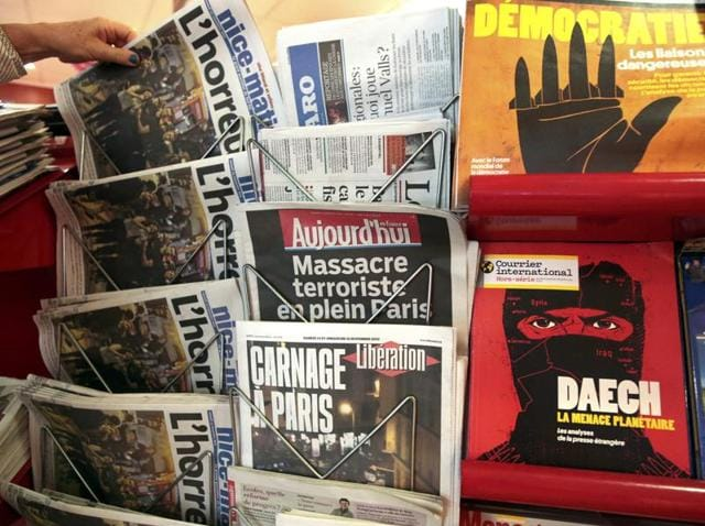 Paris attacks,Bataclan attacks,Islamic State