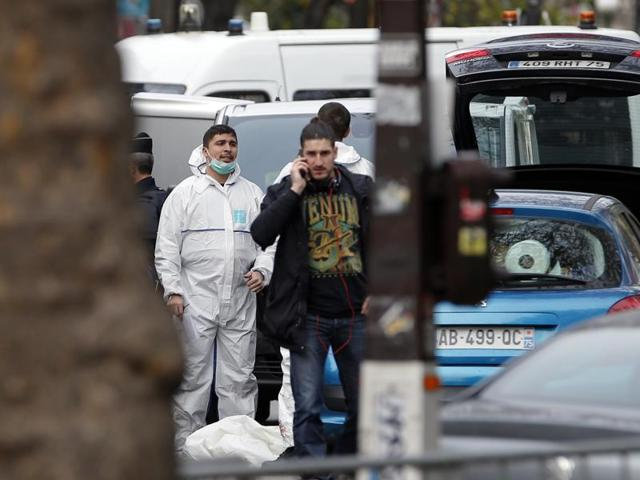 Paris shootings