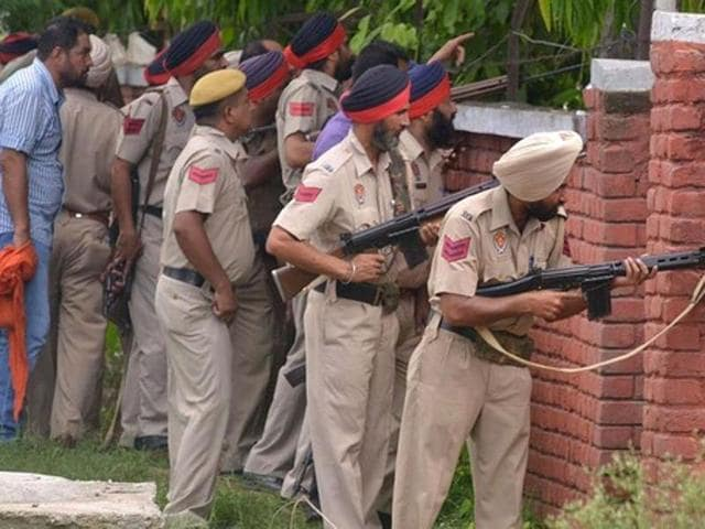 Seven persons, including three civilians, three Punjab home guard jawans and one superintendent of police were killed in firing between the Punjab Police and the heavily-armed Pakistani terrorists in the Gurdaspur terror attack.