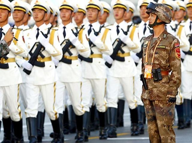China's government has repeatedly blamed attacks in the far western region of Xinjiang, home to the mostly Muslim Uighur people, and other parts of the country on Islamist militants.