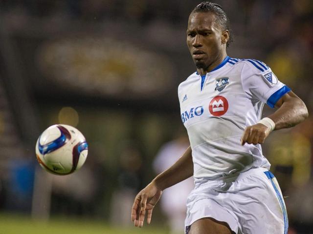 MLS,Montreal Impact,Didier Drogba