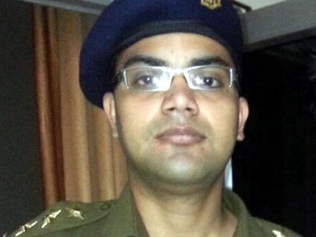 Capt Aswani Kumar's body was sent to his native place in Patiala on Saturday.