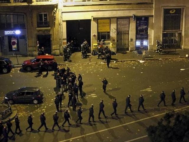 Paris attacks,Terror attacks in Paris,France