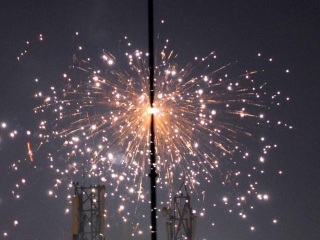 Diwali,pollution on Diwali,Pollution Control Board