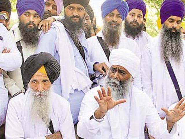 Akali ministers