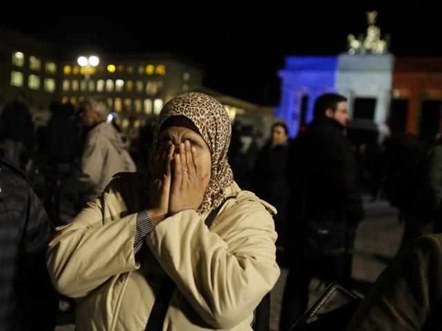 Paris terror attacks,French President Francois Hollande,War on terror