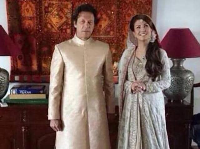 Imran's marriage to Reham was his second after his first marriage with English heiress Jemima Goldsmith for nine years ended in divorce in June, 2004.