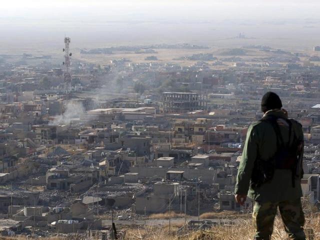Islamic State,Mass grave,Iraq