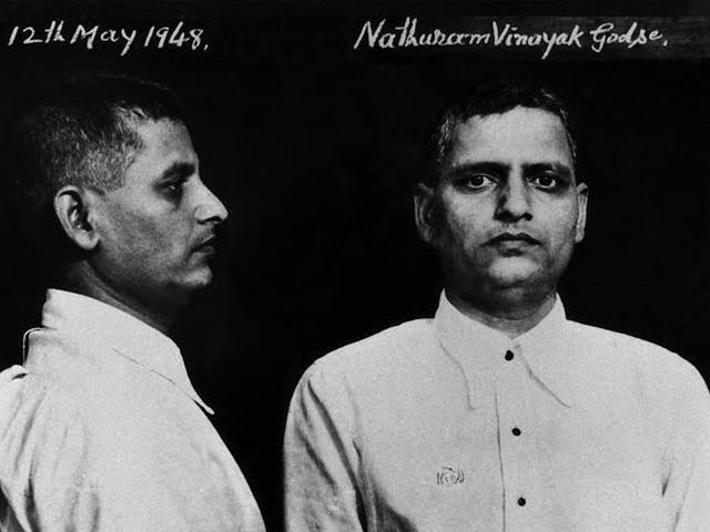 Nathuram Godse was hanged to death for assassinating Mahatma Gandhi. (Getty Image)