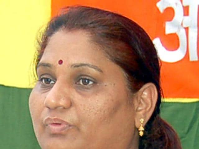 Nirmala Bhuria said people have seen development in the area due to the efforts of CM Shivraj Singh Chouhan.