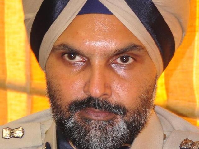 Paramjit Singh Grewal has been replaced by Naunihal  Singh as the inspecto general of police for Patiala Zone.