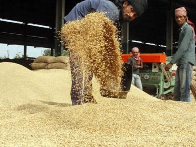 Till November 15 last year, about 115 lakh tonnes of paddy had been procured, while the total procurement was 118 lakh tonnes.