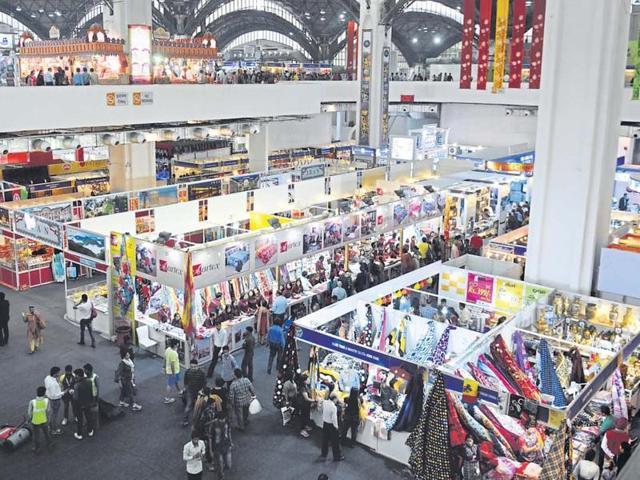 International Trade fair,Traffic chaos,Pragati maidan