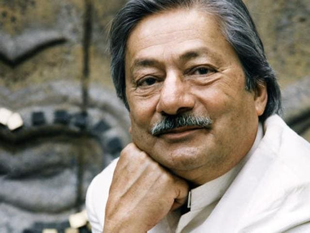 """Saeed Jaffrey, a prominent figure in British and Indian culture who starred in more than 150 films – including Richard Attenborough's Oscar-winning """"Gandhi"""" and John Huston's """"The Man Who Would Be King"""" – has died after a brain haemorrhage at 86."""