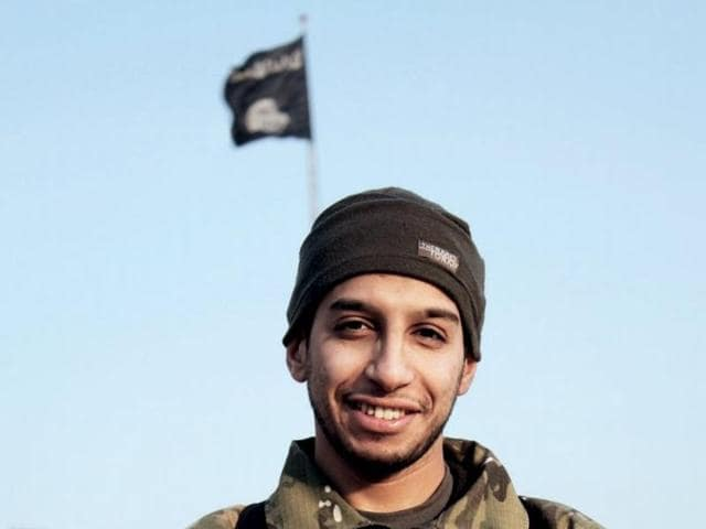 Abdelhamid Abaaoud,Paris attacks,Islamic State