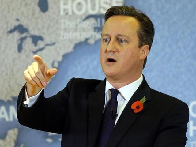 Terror attacks,UK,David Cameron