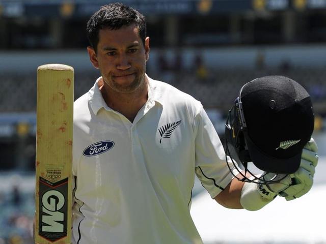 Australia vs New Zealand,Perth Test,Ross Taylor