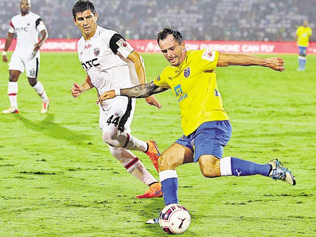 Chris Dagnall's two goals, a first minute opener and superb display of individual skill in the 76th minute, took the Kerala striker's total tally to five.