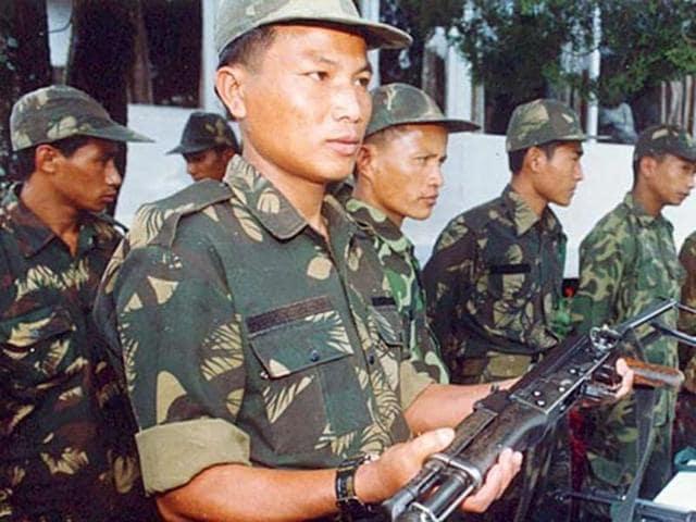 NSCN-K,National Socialist Council of Nagaland-Khaplang