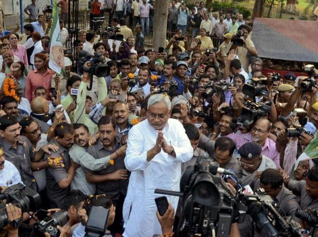 Nitish Kumar,LK Advani,Rahul Gandhi