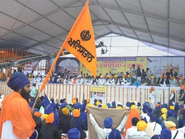 Maheshinder Singh Grewal said the statement by SAD (Amritsar) president Simranjit Singh Mann that all leaders attending the 'Sarbat Khalsa' knew that it was a Khalistani stage had exposed the lies of Punjab Congress president Partap Singh Bajwa.