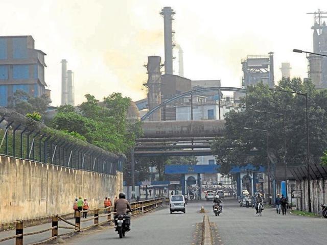 Explosion at Tata Steel