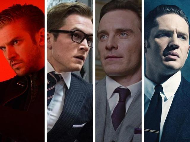 Daniel Craig,James Bond,Dan Stevens
