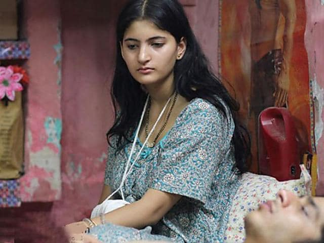 Shivani Raghuvanshi in Titli.