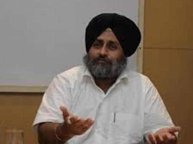 Punjab,SAD-BJP,Sukhbir Singh Badal