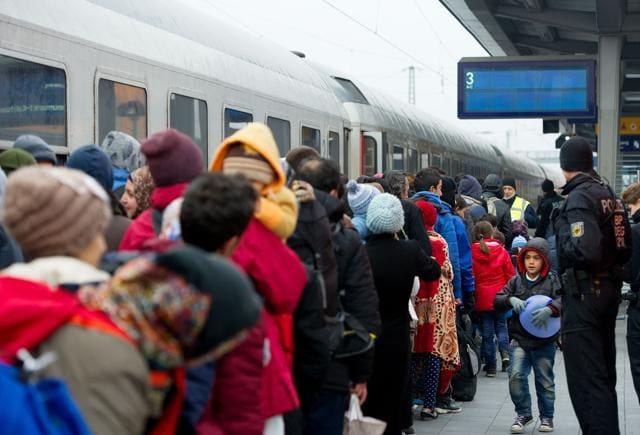Germany,Migrants,Europe