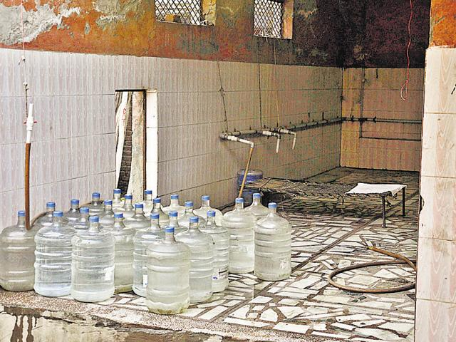 Water samples from schools, hospitals and even some restaurants failed to make the cut.