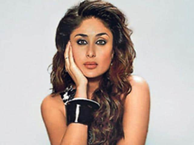Bollywood actor Kareena Kapoor Khan