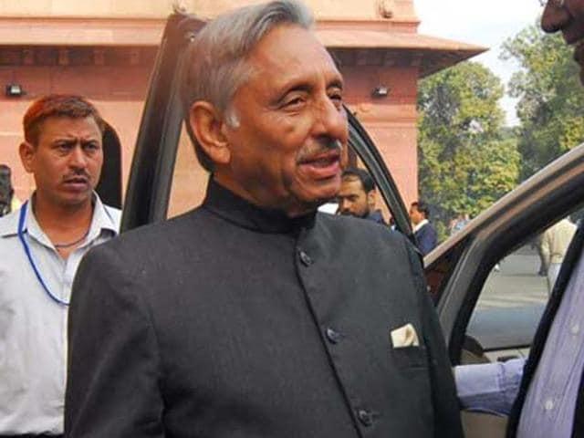 Congress leader Mani Shankar Aiyar.(File Photo)
