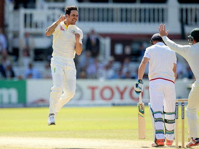 Mitchell Johnson,Austria,Fast Bowler