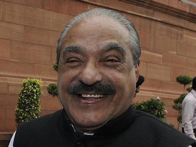 Former Kerala finance minister KM Mani.