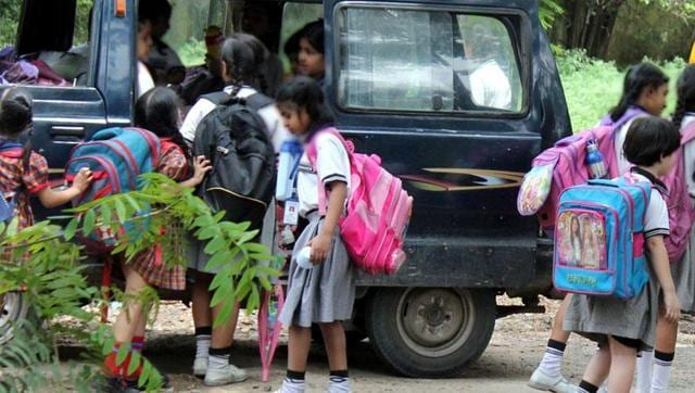 "The nursery admission schedule released by the Directorate of Education (DOE) says that schools should hold the draw of lots ""preferably"" in the presence of parents."