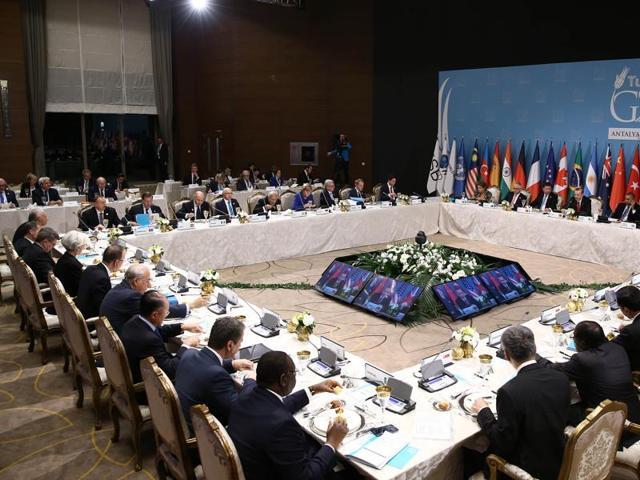 Paris attacks,G20 summit,Narendra Modi