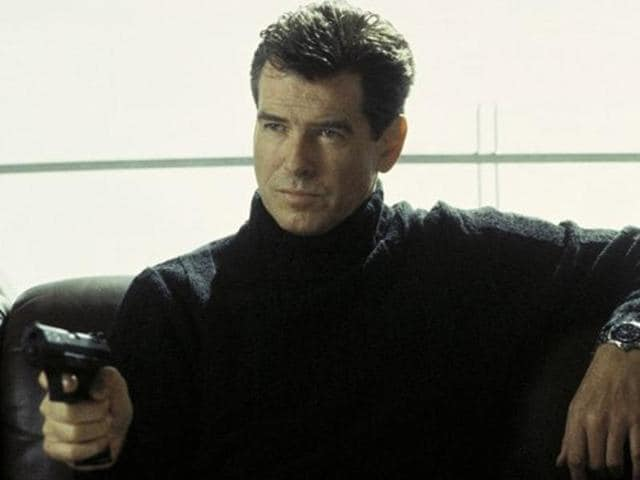 Pierce Brosnan,James Bond,Daniel Craig