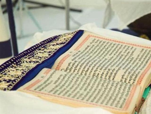 Sikh,Punjab,Guru Granth Sahib