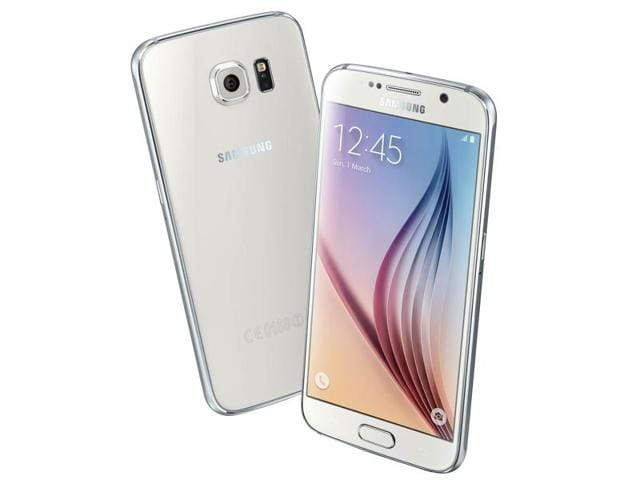 Samsung's Galaxy S6, which is unveiled at Mobile World Congress in Barcelona,  had a standard high-definition screen, but its next flagship might sport a 4K display.