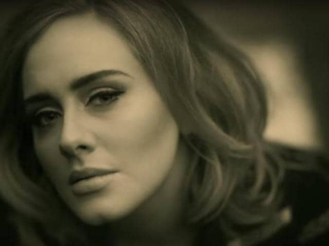 Adele's highly anticipated third album 25 releases on November 20.