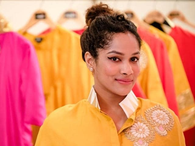 Masaba Gupta seems to have approached her wedding  with the same minimalism and quirkiness with which she approaches fashion