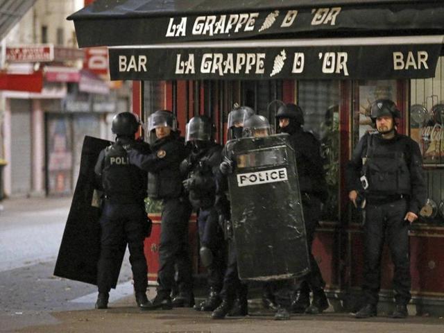 Paris shootout,France police,Paris attacks