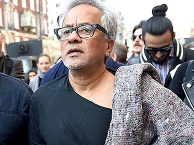 A file photo of British-Indian artist Anish Kapoor.