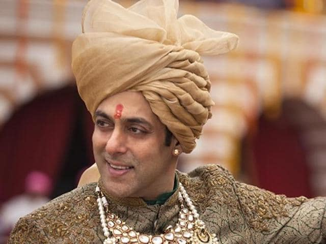 Salman Khan also plays the role of Prem Dilwale in Prem Ratan Dhan Payo.